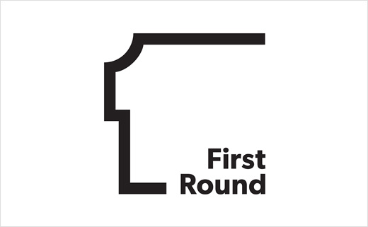Pentagram Creates Identity for VC Firm, 'First Round