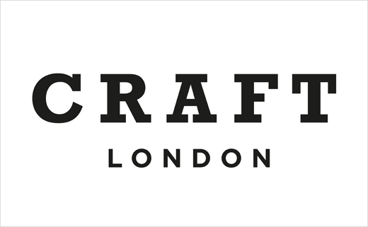 Here Designs Identity and Packaging for 'CRAFT London