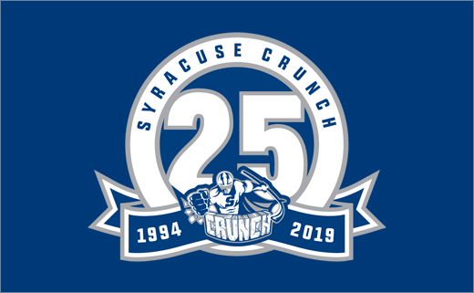 syracuse crunch reveals 25th