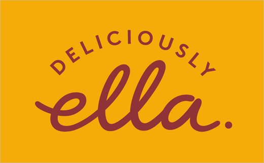 Deliciously Ella Gets New Logo and Packaging by Here Design  Logo Designer