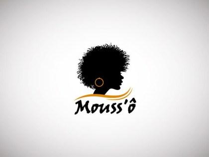 black hair logo