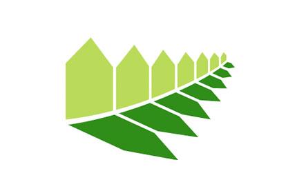 Leaf Street logo design