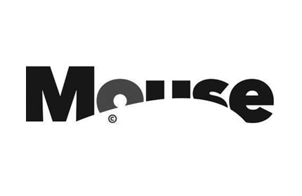 Mouse logo design