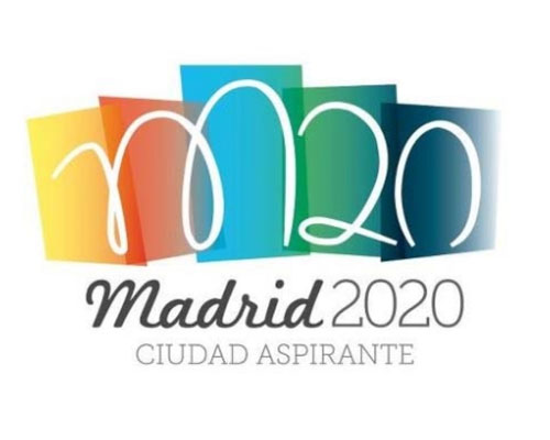 Madrid 2020 logo