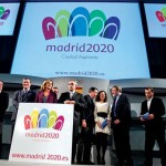 Madrid 2020 logo causes controversy