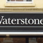 Waterstones reveals new (old) logo