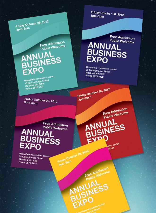 Show Flyer Template Business Flyer Template Public Event
