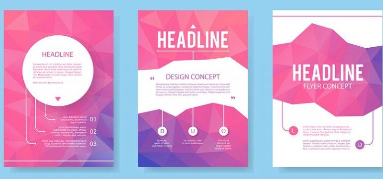How To Make Company Brochures More Effective Logo Design Team