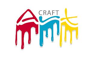 Art Amp Craft Logo Design Artist Logo Portfolio Logo