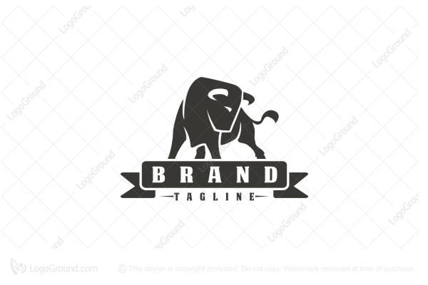 Bull Fight Logo