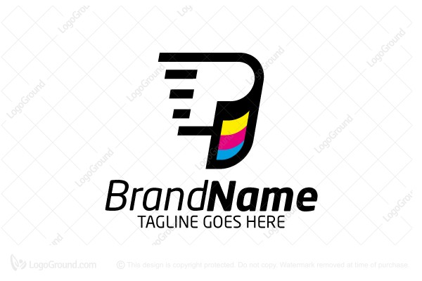 Fast Printer Logo