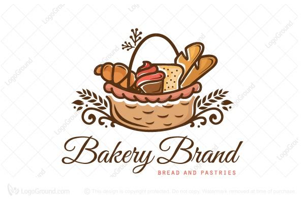 Bakery Basket Logo