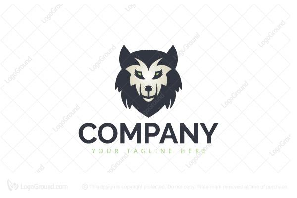 Wolf And Fox Logo