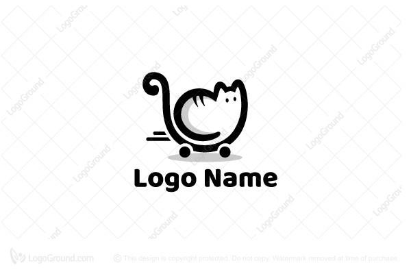 exclusive logo 113276 cat