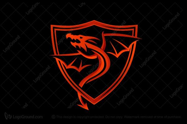 dragon shield logo