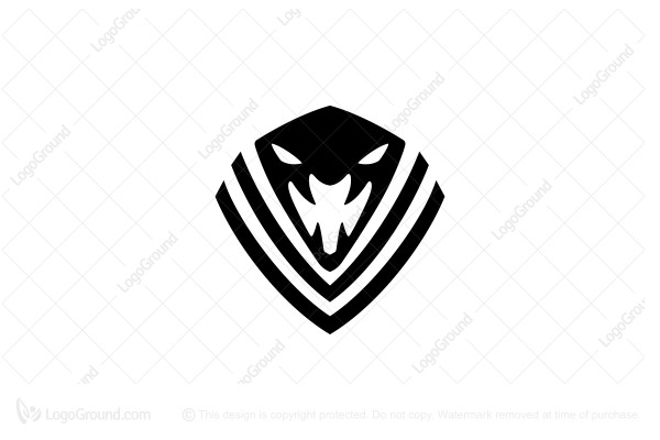 Simple Cobra Logo