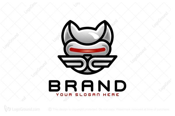 exclusive logo 165140 robocat