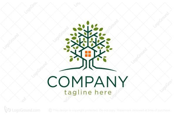 exclusive logo 164365 tree