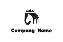 Horse King Logo