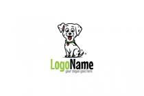 Dalmatian Pet Logo