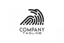 Fingerprint Logo
