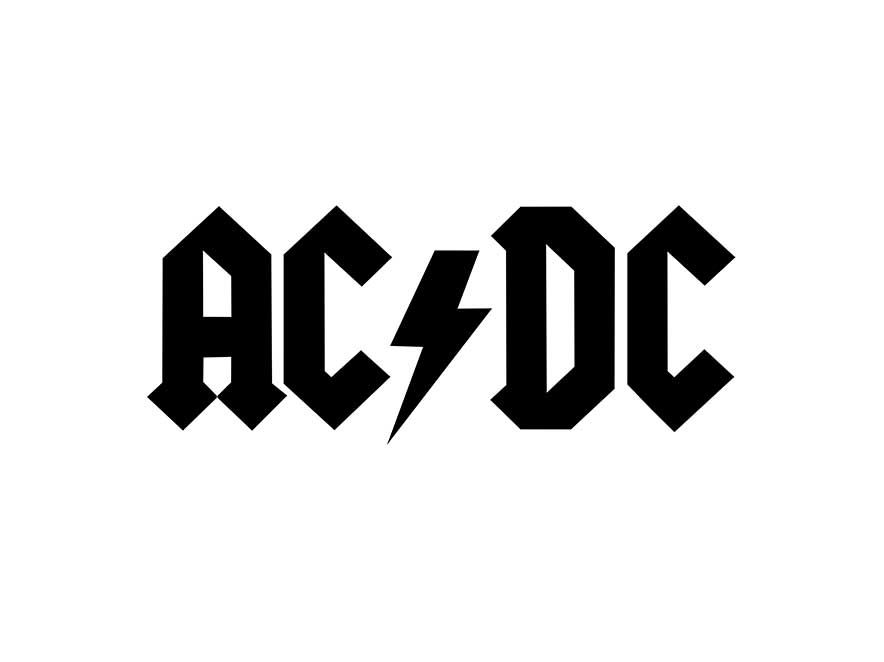 famous band logos a