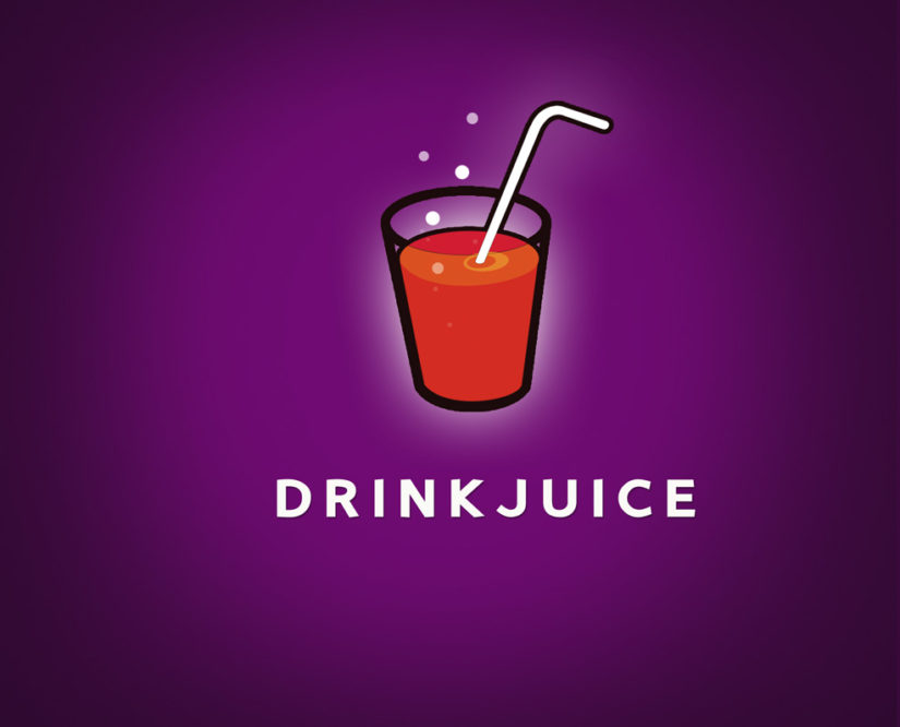Drink Juice Logo Free Download