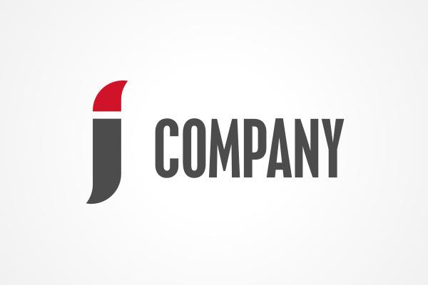Free Logo: J Swooshes Logo