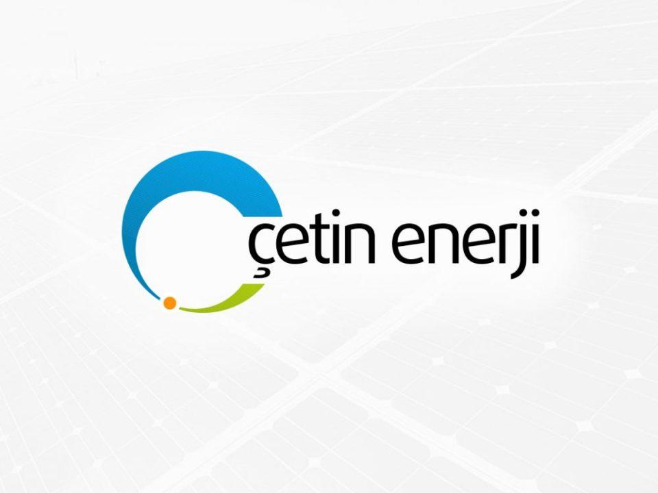 çetin doğal enerji ç harfi logo tasarımı