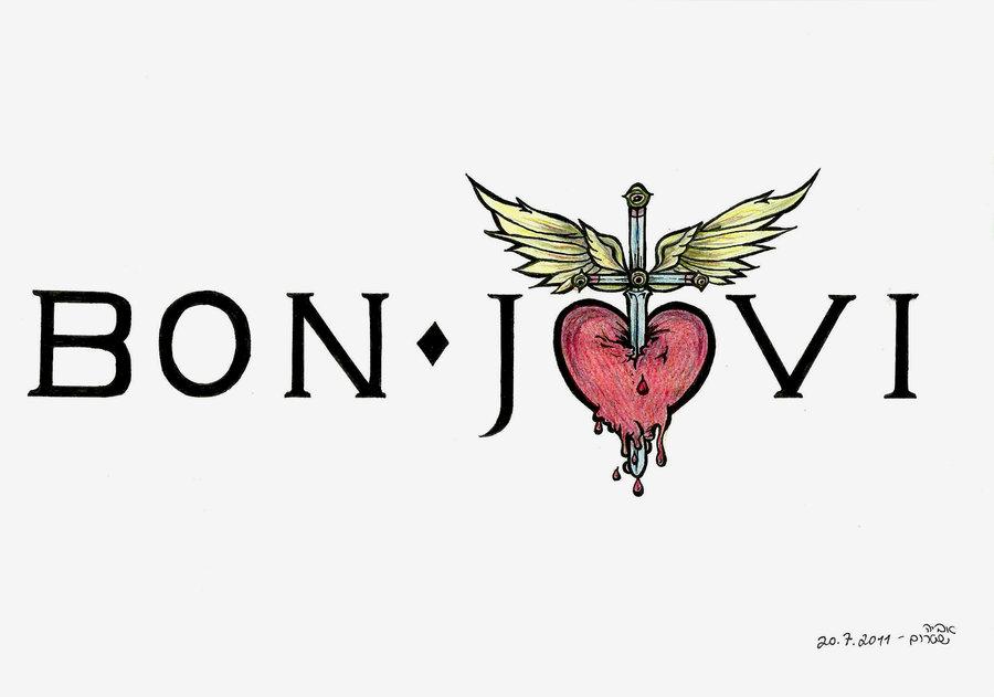 bon jovi heart and