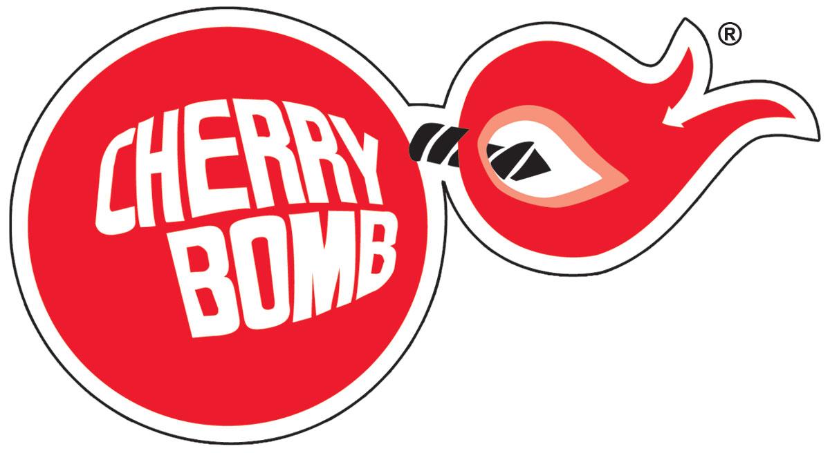 cherry bomb logos