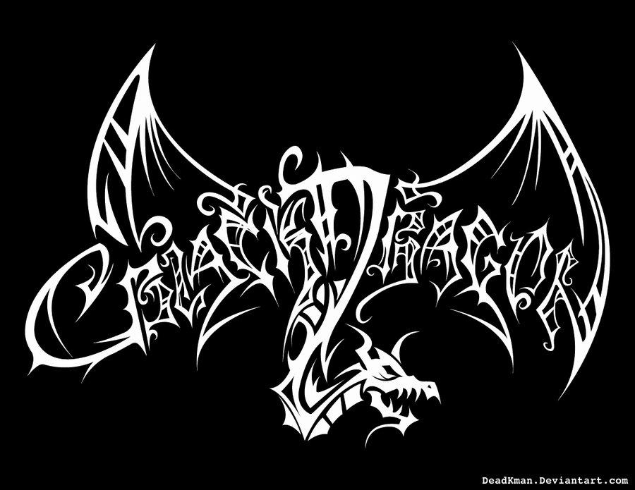 cool dragon logos hadi