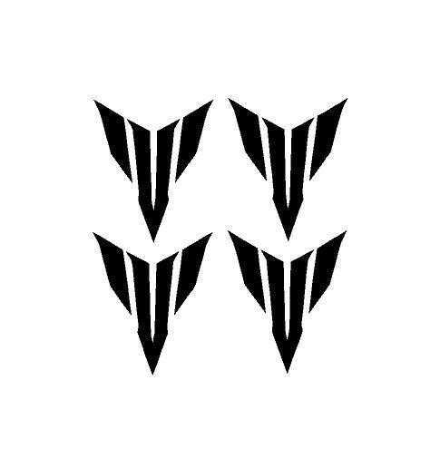 Yamaha mt Logos