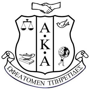 Alpha kappa alpha Logos