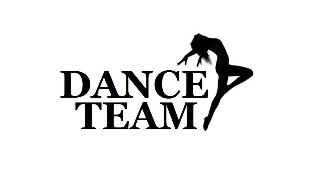 medium resolution of dance team clipart