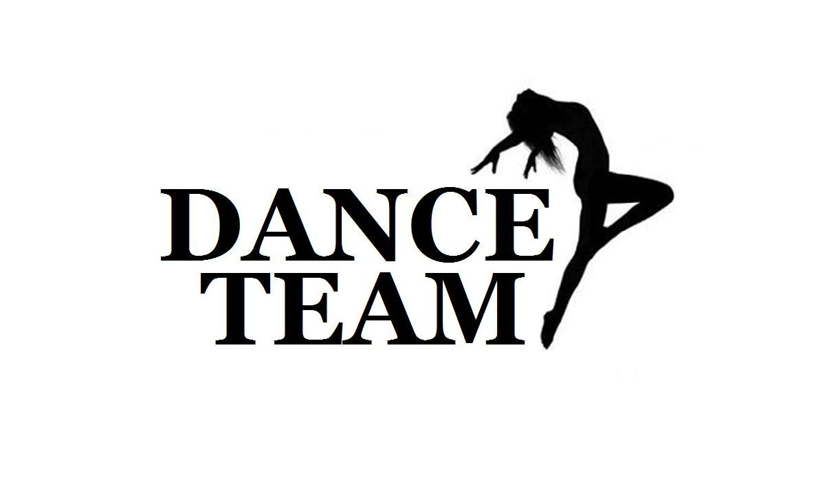 hight resolution of dance team clipart