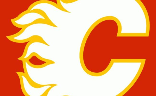 Calgary Flames Logos
