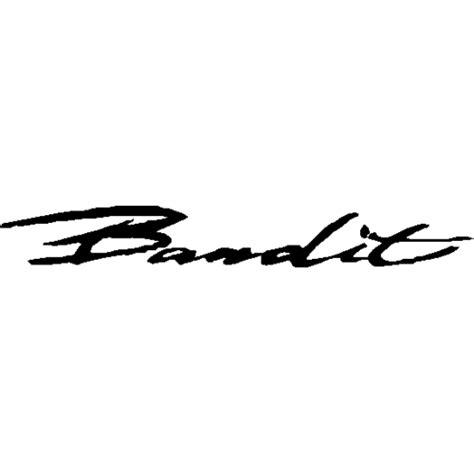Suzuki bandit Logos