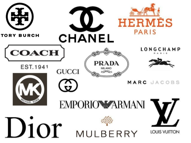 Backpack brands Logos