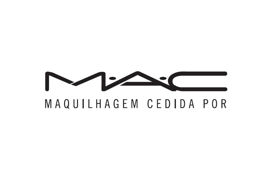 Mac Cosmetics Logo White