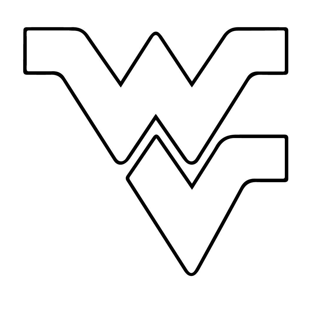 West virginia football Logos