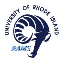 University of rhode island Logos