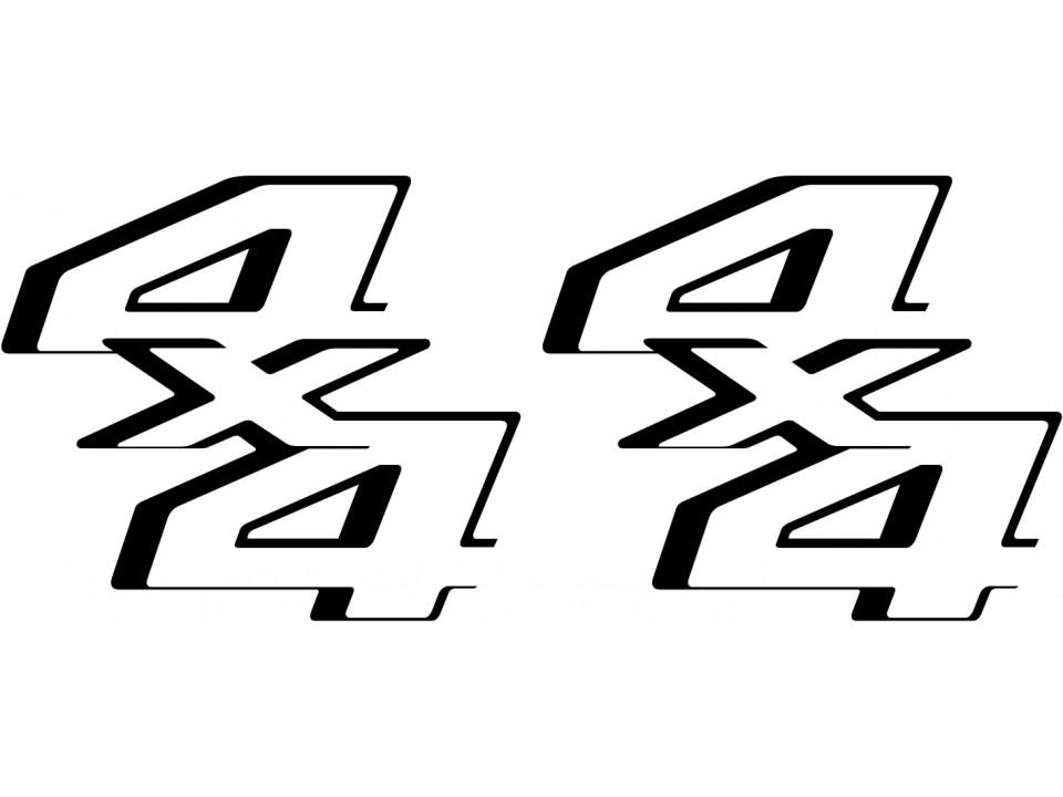 Ford f150 4x4 Logos