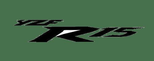 R 15 Logos