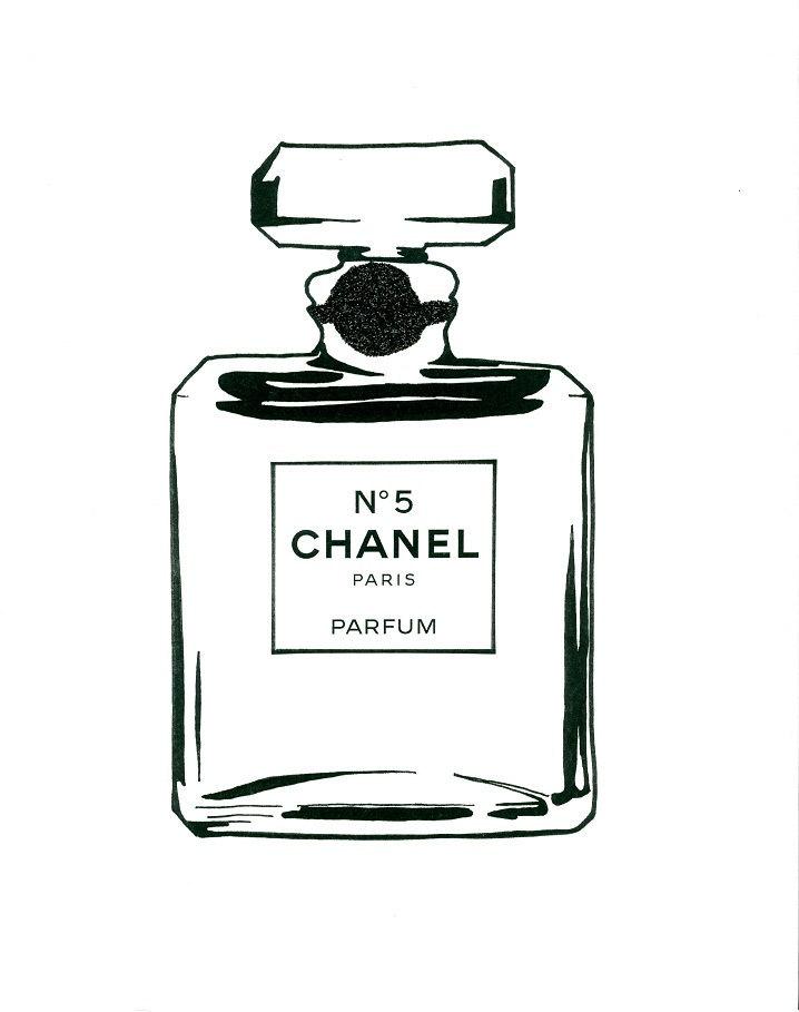 Chanel no 5 Logos