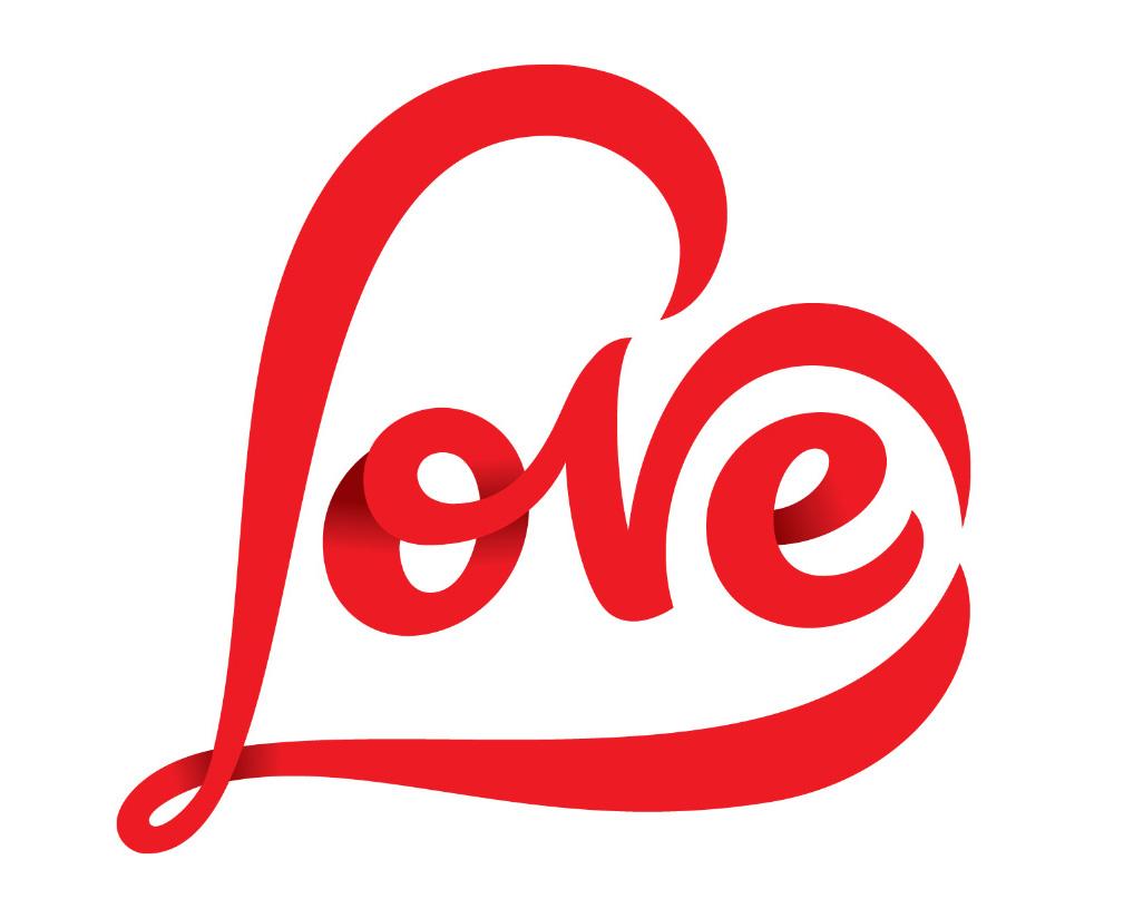 a love logos