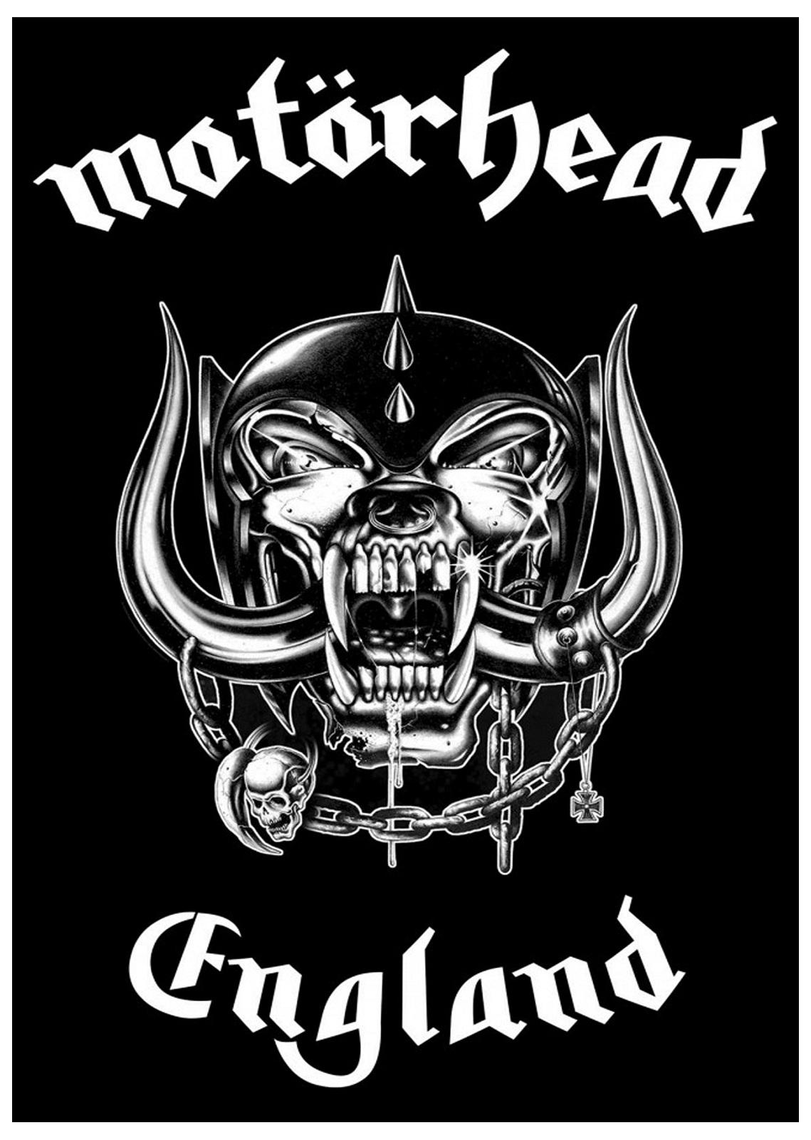 Tattoo Iphone 6 Wallpaper Motorhead Logos