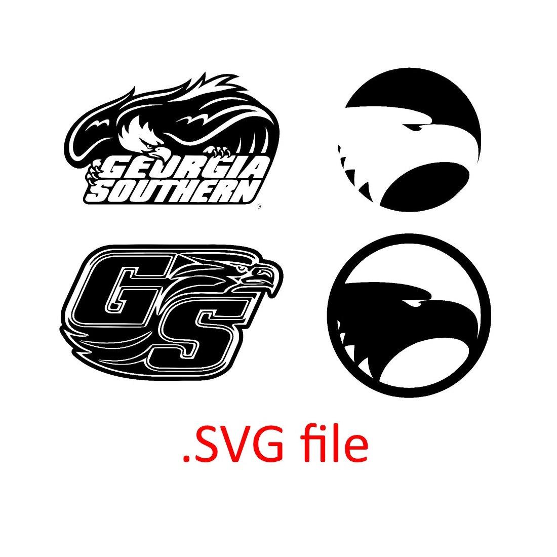 Ga Eagle Logos