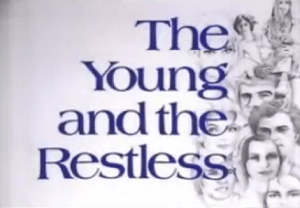 Young and the restless Logos