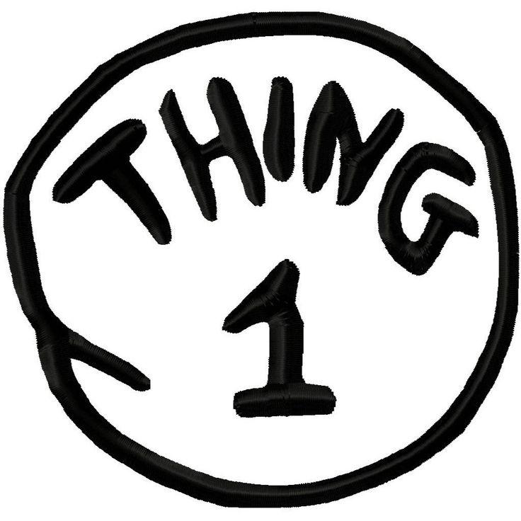 thing 2 logos
